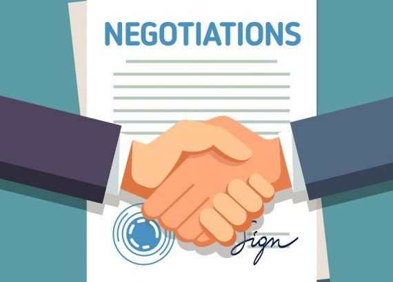 1.negotiation