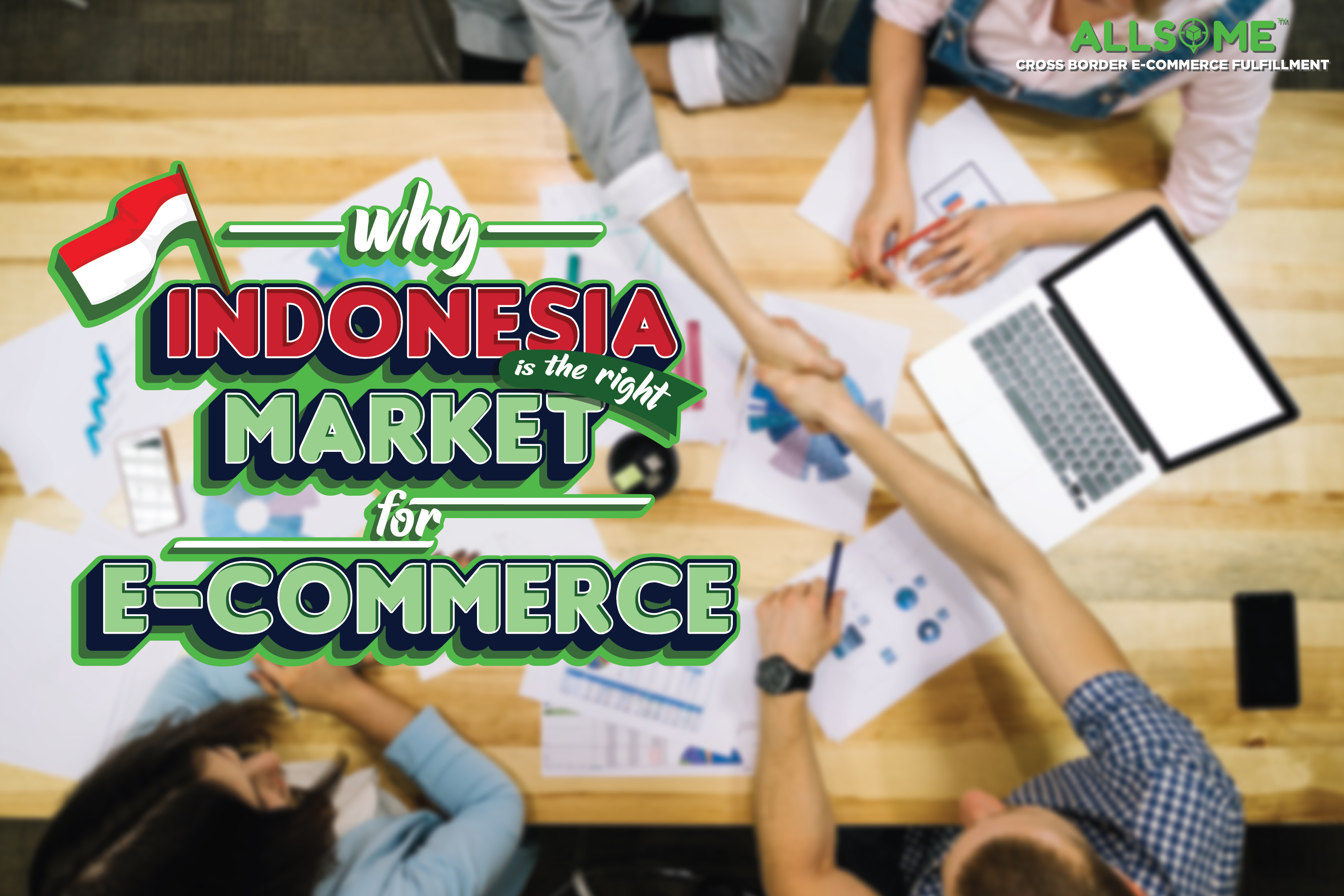 Why Indonesia is the Right Market for E-Commerce